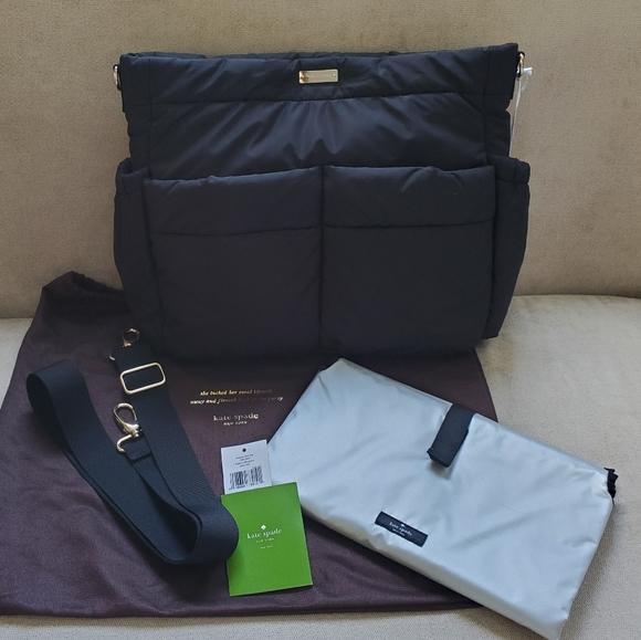 kate spade Handbags - KATE SPADE Maternity Nylon Bag